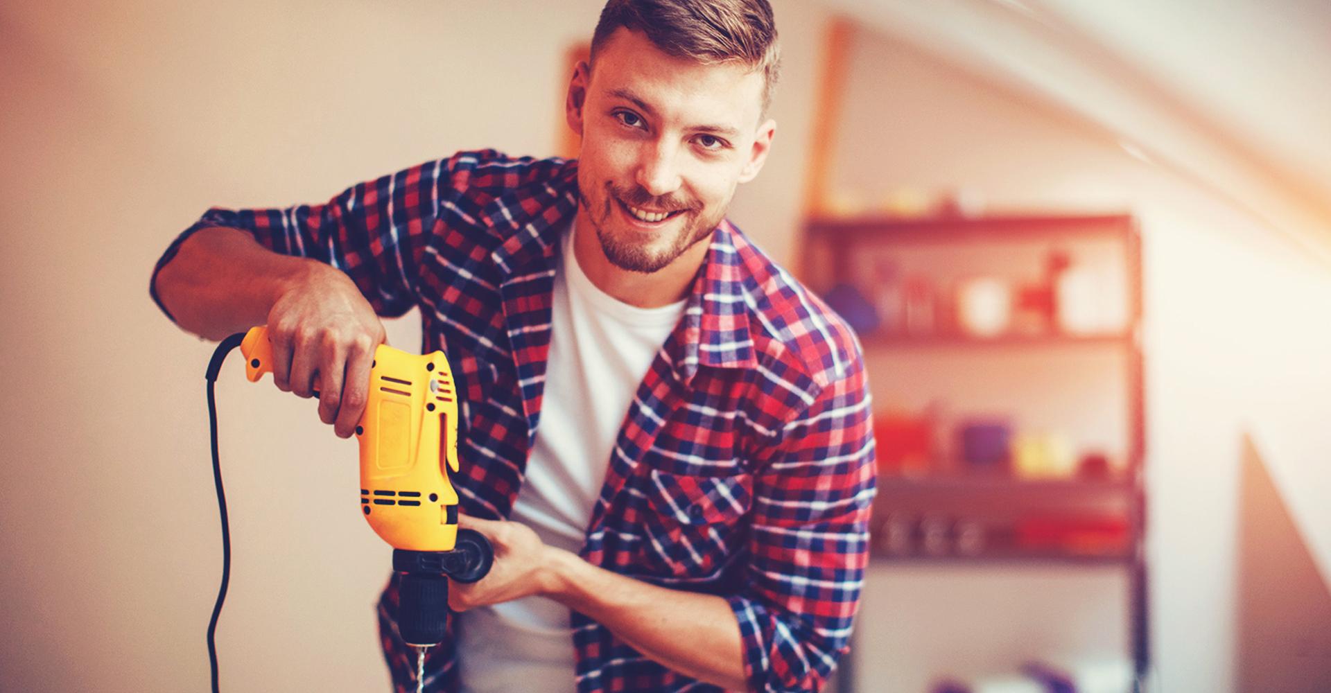 Luado hjelper deg med Handyman oppgaver